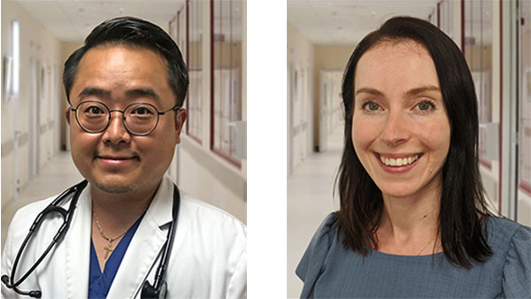 Drs. Dang and Trofimovitch join St. Mary's Health System